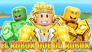 THE ROBUX WHO GIVES ROBUX! 🤑💸 *CAN YOU FIND IT?* RODNY