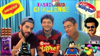 taste bud challenge part 1