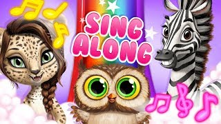 TutoTOONS Kids Songs - Animals Play Today (10 min) | Sing Along Cartoon & Dance Music for Children