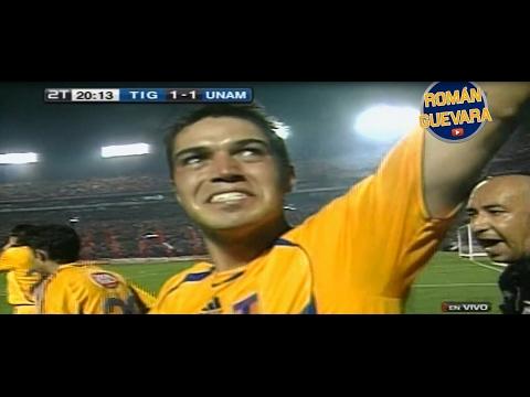 Download Tigres vs Pumas 1-1 Jornada 17 Clausura 2007 Liga Mx HD