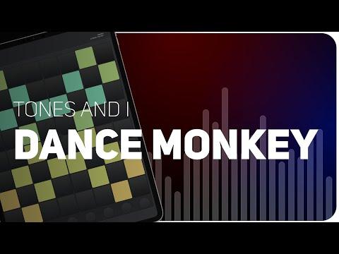 Tones And I - Dance Monkey | SUPER PADS LIGHTS | KIT MONKEY