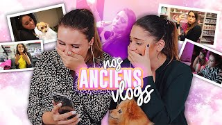 ON RÉAGIT À NOS ANCIENS VLOGS !⎪JENESUISPASJOLIE