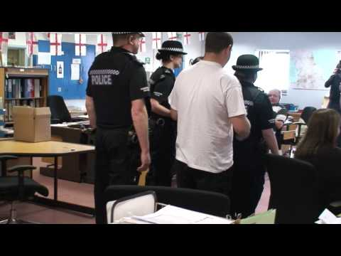 DAWN POWER'S ARREST 2009 - HD re-upload
