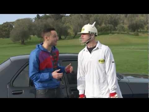 Punishment - Batsman - Jono and Ben at Ten