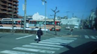 番外 深夜、埼玉の産業道路を走る岩手県交通バス P-LV719R.