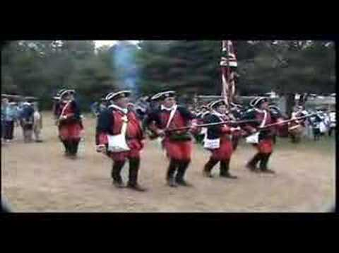 Janesville Fife and Drum marching compilation
