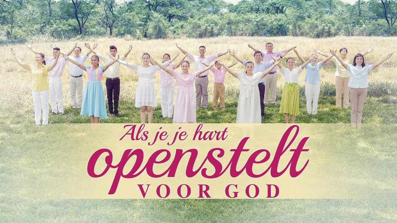 Christelijke muziek 2019  'Als je je hart openstelt voor God' (Nederlandse Ondertiteling)