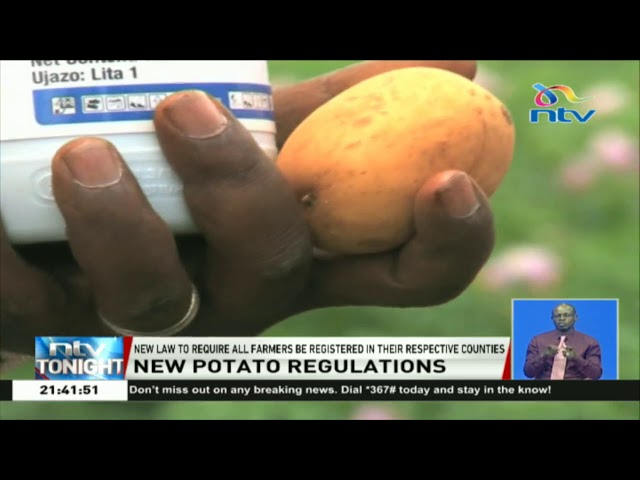 New rules to regulate all potato farmers