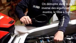 Vidange Jet ski Kawasaki par Forum Haute Falaise