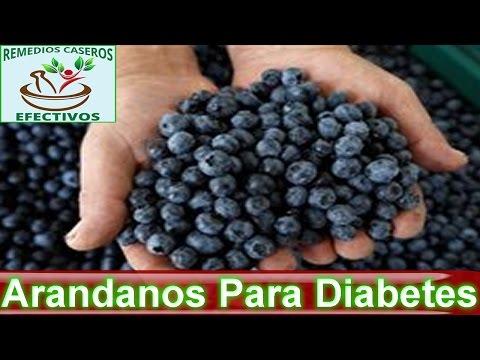 Remedios Para La Diabetes Con Arandanos