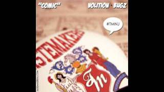 Comic - Volition x Bugz  + MP3!