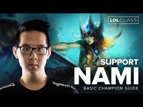 Nami Support Guide with TSM YellowStar - Season 6 | League o