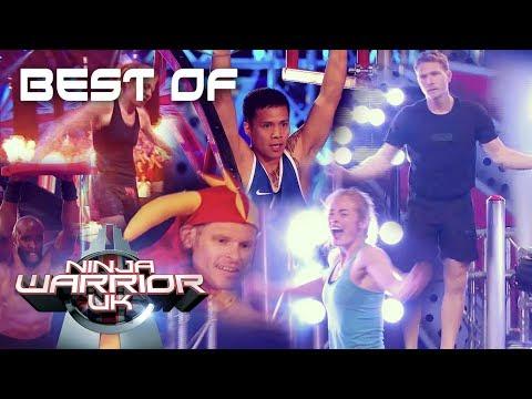 The Best of the Heats 2018 | Ninja Warrior UK