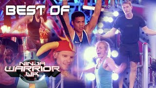 The Best of the Heats 2018 | Ninja Warrior UK