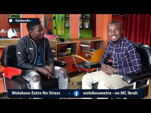 BANJO MAN _ The Ghetto made me successful (Inspiring story) MC IBRAH INTERVIEW