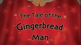 The Tale of the Gingerbread Man | Sing-a-long Reading!