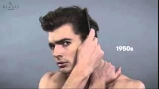 100 năm qua, tóc đàn ông thay đổi ra sao?