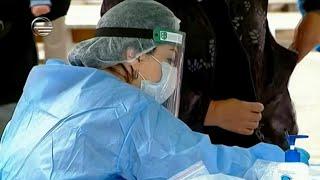 В мире растет число заразившихся коронавирусом неутешительный рекорд зафиксирован в Грузии