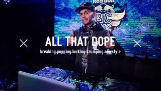 DJ Lean Rock x Falcons - India Express | Red Bull BC One Music 2015