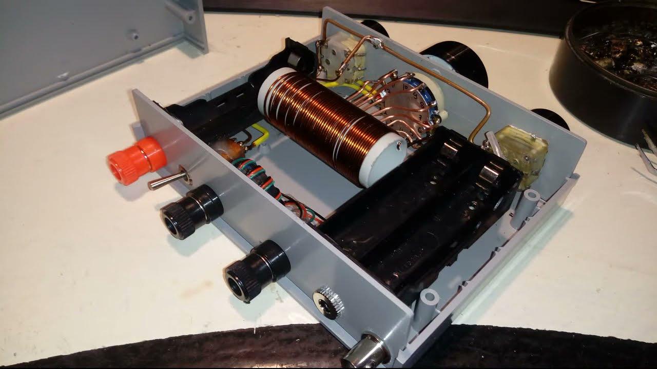 QRP тюнер для FT-817.
