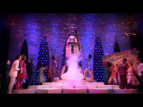 Hairspray Tour Montage @ His Majesty's Theatre