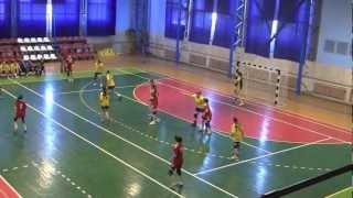 Гандбол Ужгород, клип 18м 02с — 1080p UA Handball Greatest Shuts