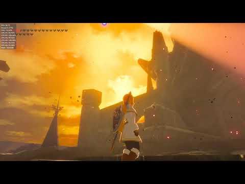Zelda Breath of