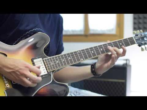 Spain - Chick Corea - Guitar jam Elia Garutti