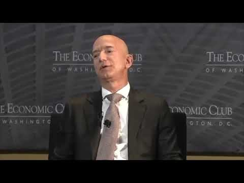 Cosine: The exact moment Jeff Bezos decided not to become a physicist