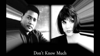 Linda Ronstadt & Aaron Neville - Dont Know Much