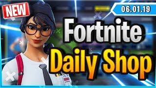 Fortnite Daily Shop *NEW* MAVEN SKIN (6 Januar 2019)