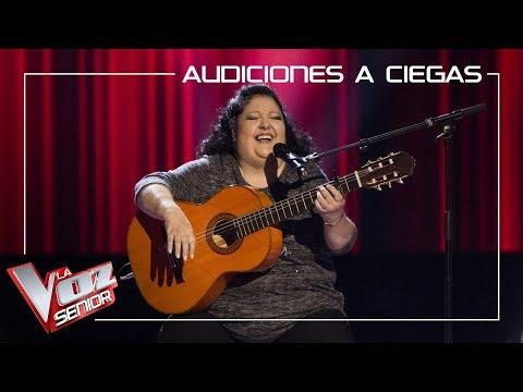 Rosario 'La tata' canta 'La boheme' | Audiciones a ciegas | La Voz Senior Antena 3 2019