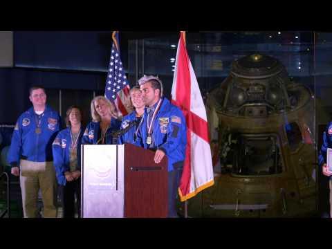 Bobak Ferdowsi - 2015 Space Camp Hall of Fame