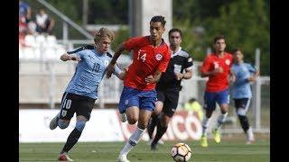 Chile vs Uruguay   Segundo amistoso Selección Sub 20   CHV