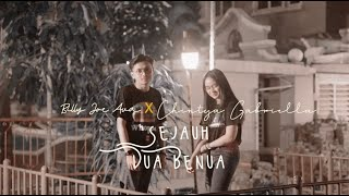 Download Lagu Sejauh Dua Benua - Arsy Widianto, Brisia Jodie | Cover by Billy Joe Ava x Chintya Gabriella mp3