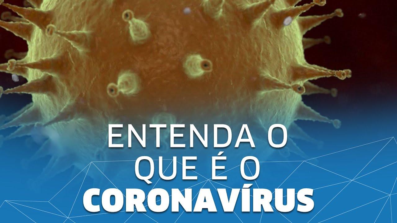 o qie é corona virus