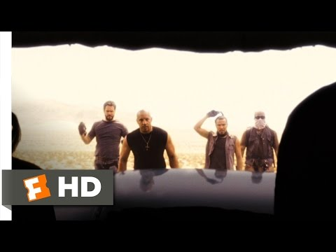 Fast Five (1/10) Movie CLIP - Train Robbery (2011) HD