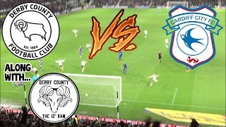 Video Gol Pertandingan Derby County vs Cardiff City