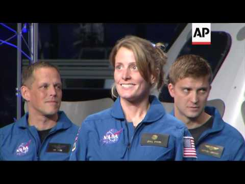 NASA Picks 12 New Astronauts from Huge Pool