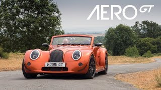 Morgan Aero GT: The Most Hardcore Aero Ever - Carfection (4K)