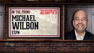 ESPN's Michael Wilbon on The Dan Patrick Show   Full Interview   10/10/17
