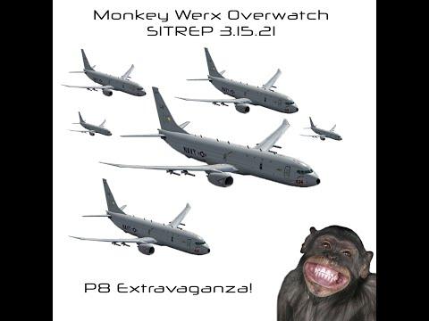 Monkey Werx Overwatch SITREP 3 15 21