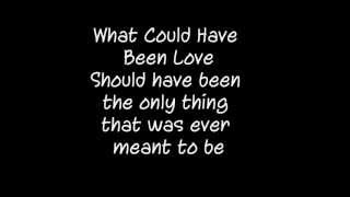 What  Could Have Been Love - Aerosmith - Lyrics