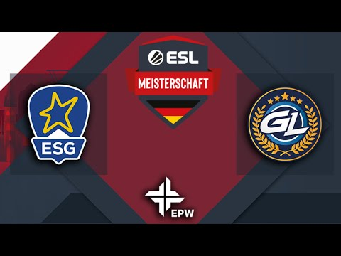 VOD: Euronics Gaming vs GamerLegion - G.1