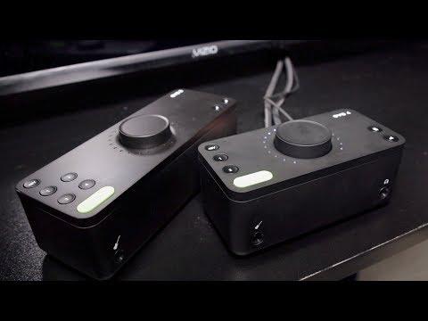 Evo Audio Evo 4 & Evo 8 Audio Interfaces - NAMM 2020