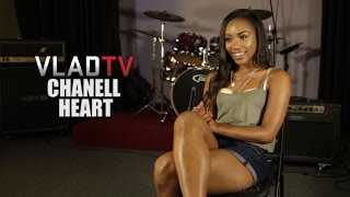 Chanell Heart on How Family Reacted to Her Decision to Join The Industry