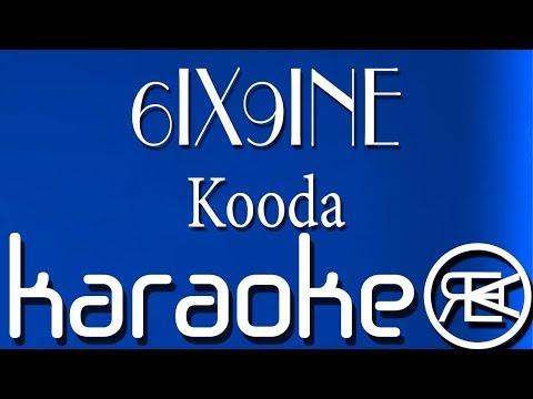 6IX9INE - Kooda (Instrumental Rap Beat, Karaoke Version), (ReProd. by Alernu)
