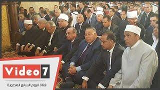 وزير الأوقاف يفتتح مسجد الصحابة بشرم الشيخ بحضور المفتى ومحافظ جنوب سيناء