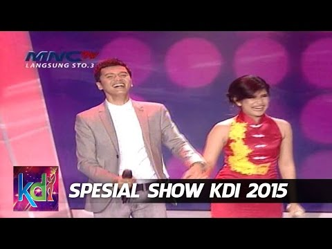 "Juan Rahman - Bianca Liza "" Aduhai "" Spesial Show KDI 2015 (19/5)"
