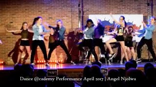 kriss kross chris brown   dance choreography by dance cademy   angel njolwa